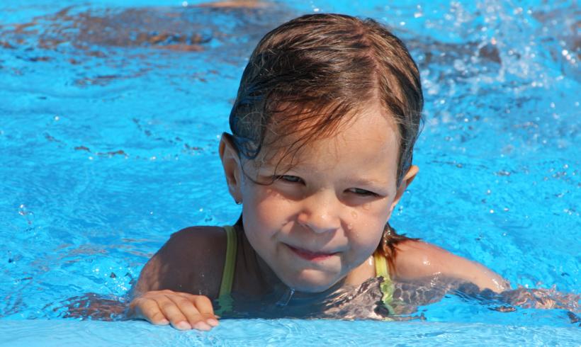 Corsi di nuoto per i bambini
