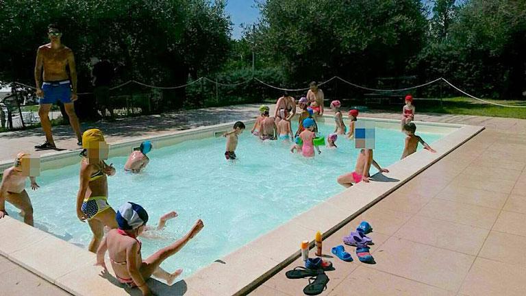 campus bambini corsi di nuoto