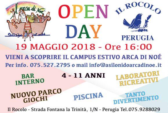 Open Day campus estivo 2018